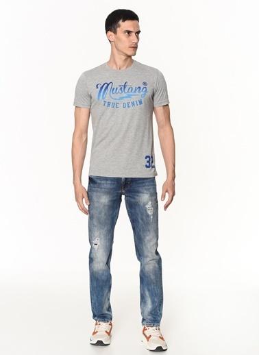 Mustang Jean Pantolon Mavi